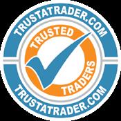 Trustatrader logo green